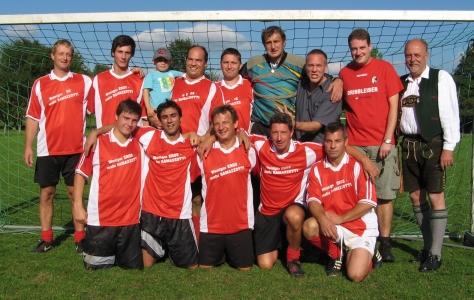 Fussballturnier der Ortvereine
