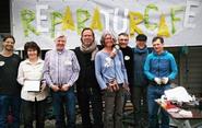 Das Team vom Weyarner Reparaturcafe